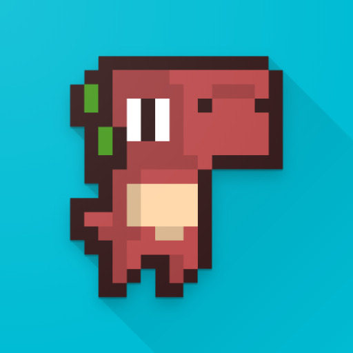 Dino Jump 2D  (Unlimited money,Mod) for Android