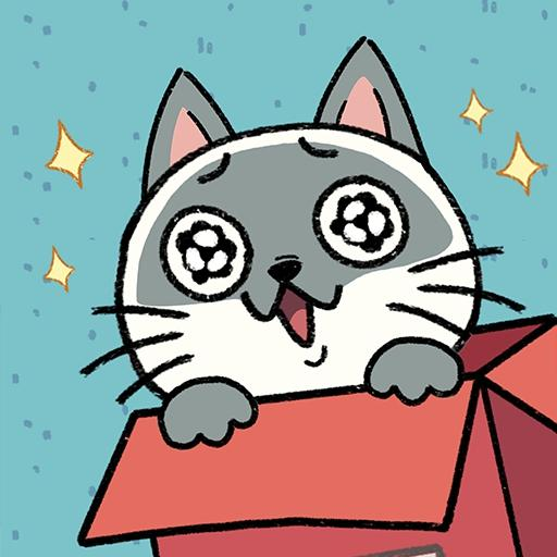 Dumb Cat House – Cute Kitten & Super Cat Puzzle  (Unlimited money,Mod) for Android