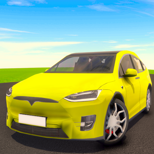 Electric Car Sim  (Unlimited money,Mod) for Android