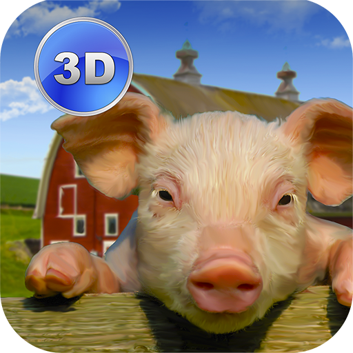 Euro Farm Simulator: Pigs  (Unlimited money,Mod) for Android