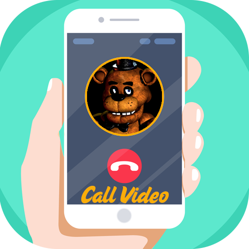 Fake Video Calling And Chat From Freddy  (Unlimited money,Mod) for Android