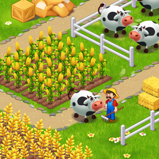 Farm City : Farming & City Building  (Unlimited money,Mod) for Android 2.2.9
