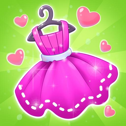 Fashion Dress up games for girls. Sewing clothes  (Unlimited money,Mod) for Android 3.2.0