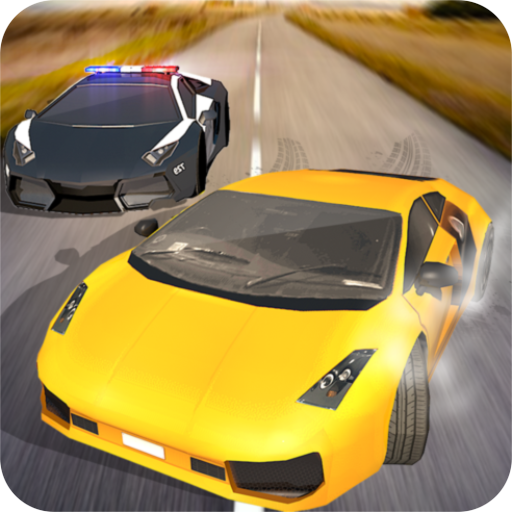 Fast Police Car Racing  (Unlimited money,Mod) for Android 1.3