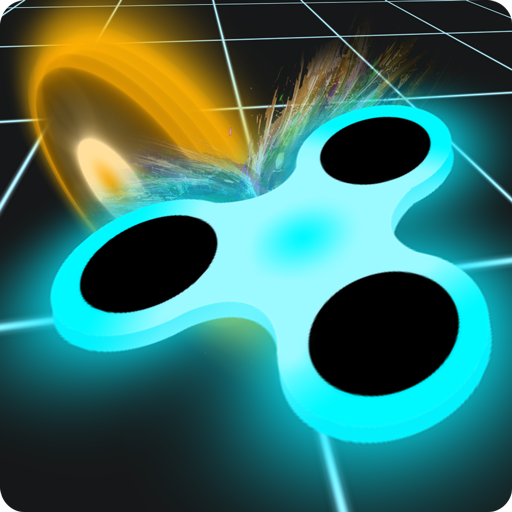 Fisp.io Spins Master of Fidget Spinner  (Unlimited money,Mod) for Android 2.10.1