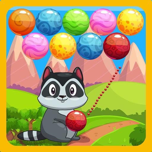 Forest Bubble Shooter  (Unlimited money,Mod) for Android 1.100