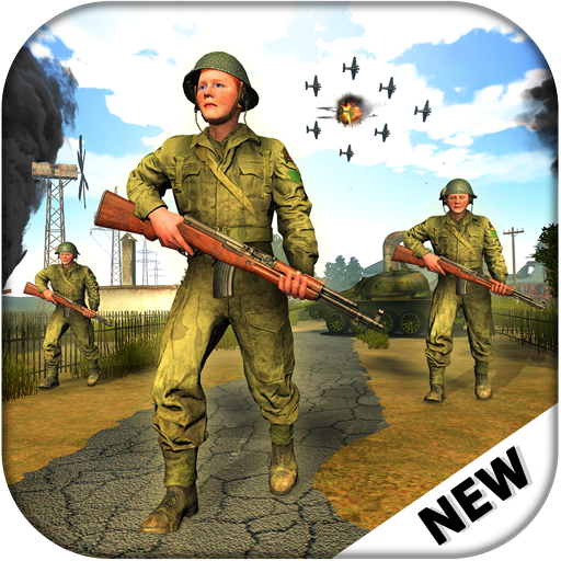 Frontline World War 2 – Fps Survival Shooting Game  (Unlimited money,Mod) for Android