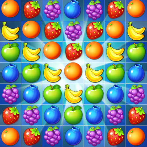 Fruits Forest : Rainbow Apple  (Unlimited money,Mod) for Android  1.8.1