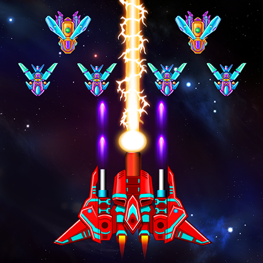 Galaxy Attack: Alien Shooter  (Unlimited money,Mod) for Android 27.0