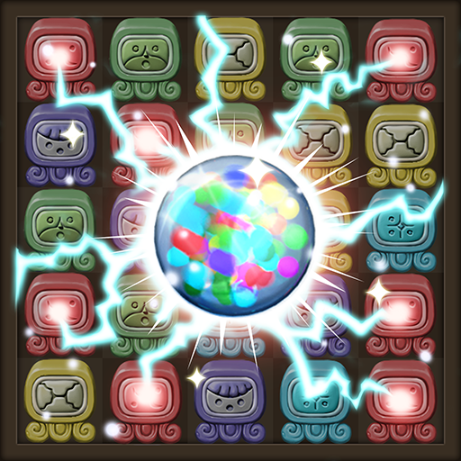 Glyph of Maya – Match 3 Puzzle  (Unlimited money,Mod) for Android