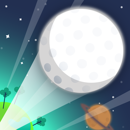 Golf Orbit  (Unlimited money,Mod) for Android 1.22.4