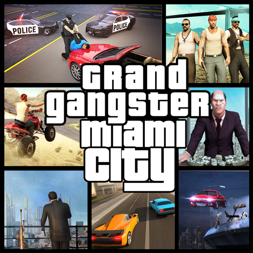 Grand Gangster Miami City Auto Theft  (Unlimited money,Mod) for Android 2.0