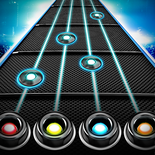 Guitar Band Battle  (Unlimited money,Mod) for Android 1.6.7