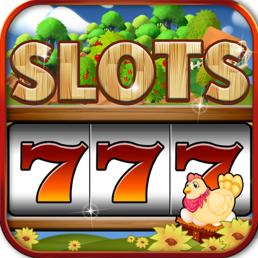 Happy Farm Slots – Free Vegas Jackpot Casino Slots  (Unlimited money,Mod) for Android