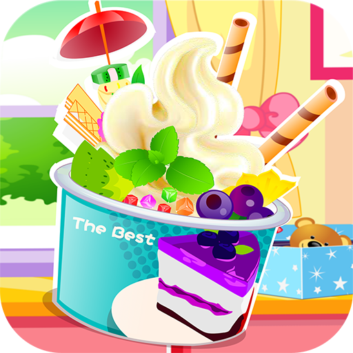 Happy Ice Cream Master HD  (Unlimited money,Mod) for Android