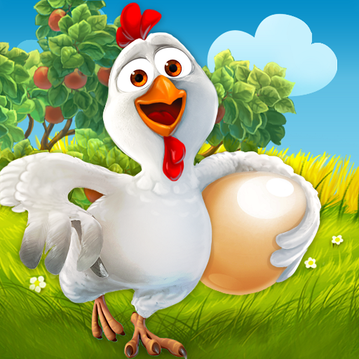 Harvest Land: Farm & City Building  1.10.8 (Unlimited money,Mod) for Android