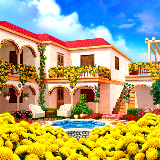 Home Design : My Dream Garden  (Unlimited money,Mod) for Android