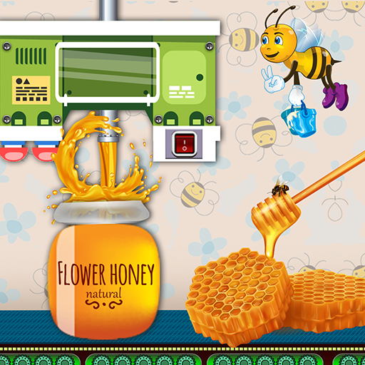 Honey Factory: Sweet Maker Shop  (Unlimited money,Mod) for Android