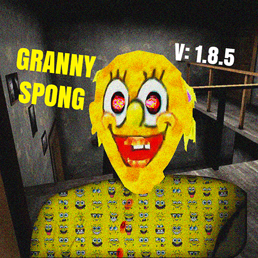 Horror Sponge Granny V1.8: The Scary Game Mod 2020  (Unlimited money,Mod) for Android 2.12