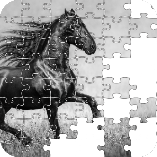 Horse Game Puzzle  (Unlimited money,Mod) for Android