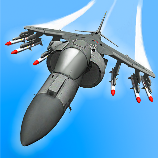 Idle Air Force Base  (Unlimited money,Mod) for Android 0.16.0