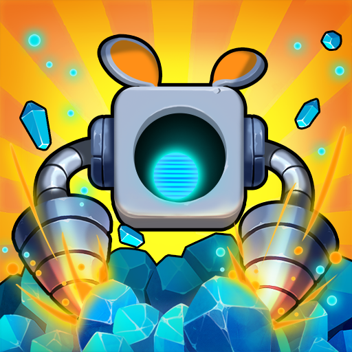 Idle Space Miner – Idle Cash Mine Simulator  (Unlimited money,Mod) for Android