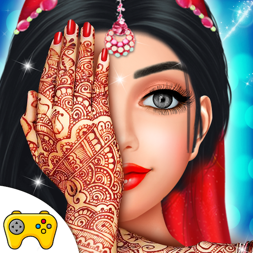 Indian Princess Mehndi Hand & Foot Beaut Spa Salon  (Unlimited money,Mod) for Android