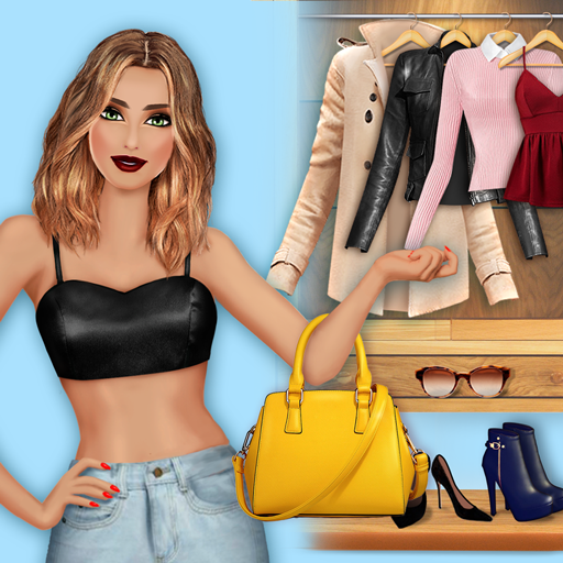 International Fashion Stylist: Model Design Studio  (Unlimited money,Mod) for Android 4.3