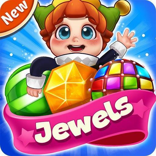 Jewel Gems 2021  (Unlimited money,Mod) for Android