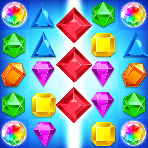 Jewel Match King  (Unlimited money,Mod) for Android 20.0710.09