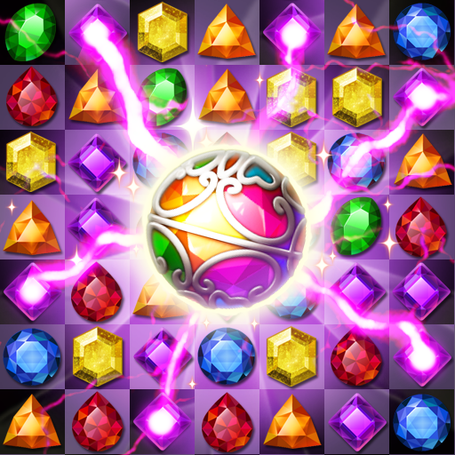 Jewels Temple Fantasy  (Unlimited money,Mod) for Android 1.5.38