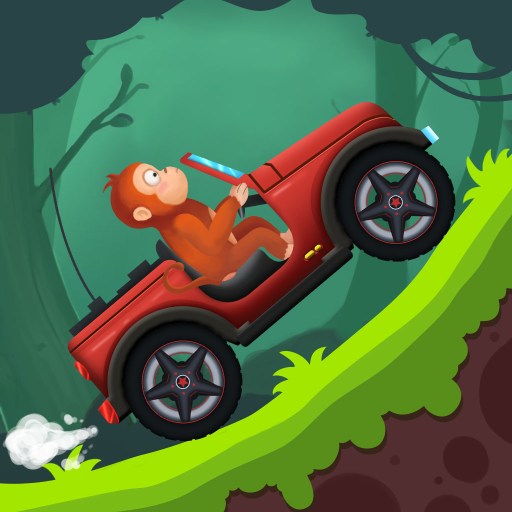 Jungle Hill Racing  (Unlimited money,Mod) for Android 1.2.5
