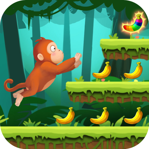 Jungle Monkey Run (Unlimited money,Mod) for Android 1.7.7
