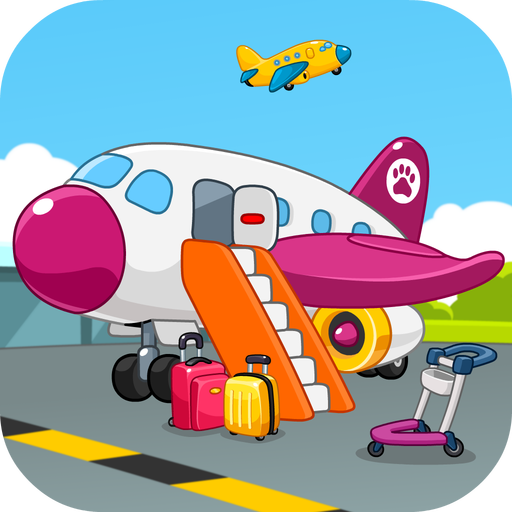 Kids Airport Adventure  (Unlimited money,Mod) for Android 1.3.3