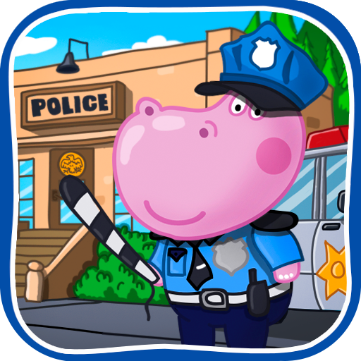 Kids Policeman Station  (Unlimited money,Mod) for Android