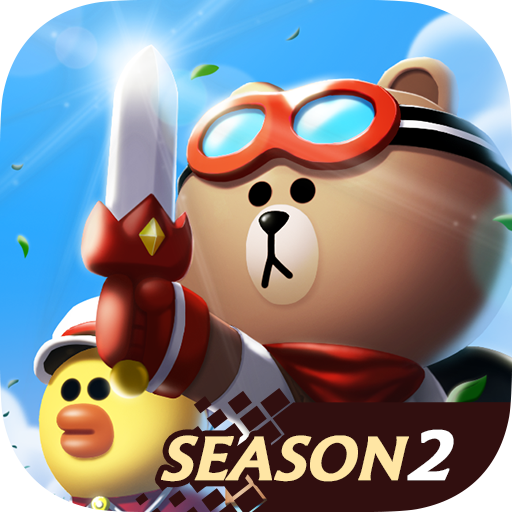 LINE BROWN STORIES : Multiplayer Online RPG  (Unlimited money,Mod) for Android 2.0.7