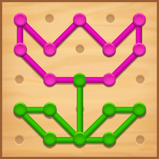 Line Puzzle: Color String Art  (Unlimited money,Mod) for Android 20.0709.19