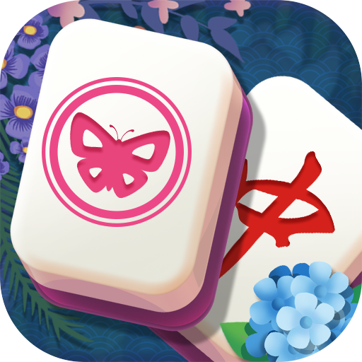 Mahjong Blossom  (Unlimited money,Mod) for Android