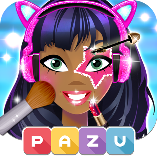 Makeup Girls – Star dress up games for kids  (Unlimited money,Mod) for Android