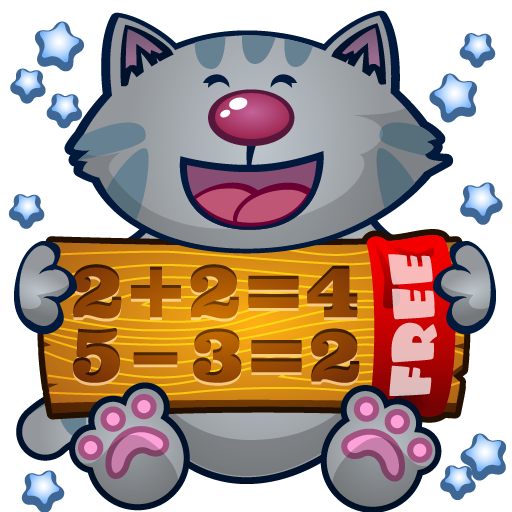 Mathematics and numerals: addition and subtraction  (Unlimited money,Mod) for Android