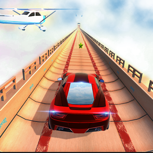 Mega Ramp Car Jumping stunts driving 2020  (Unlimited money,Mod) for Android