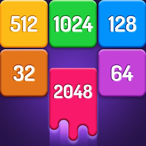 Merge Block – 2048 Puzzle  (Unlimited money,Mod) for Android 2.7.6