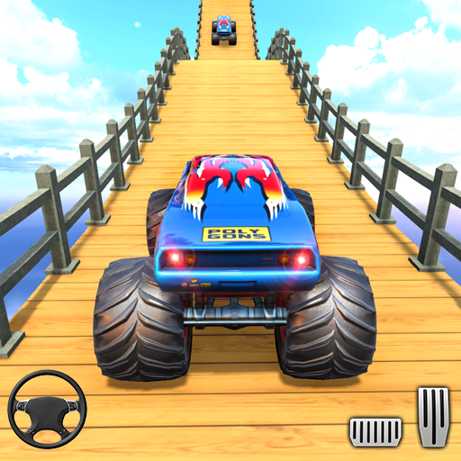 Mountain Climb Stunt: Off road Car Games  (Unlimited money,Mod) for Android 1.1.3