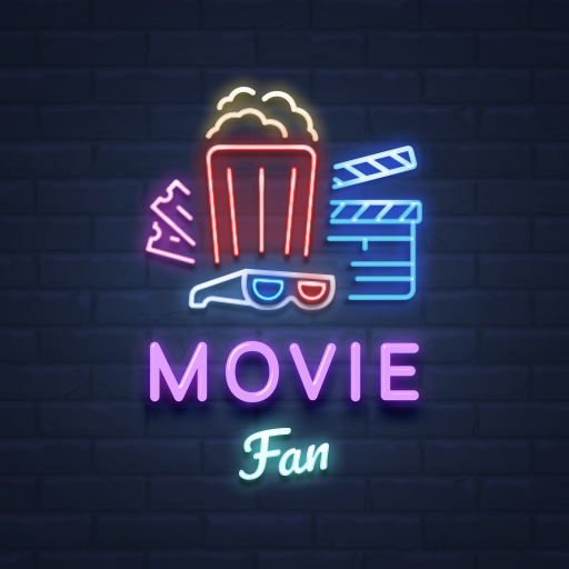 MovieFan: Idle Trivia Quiz  (Unlimited money,Mod) for Android 1.56.27