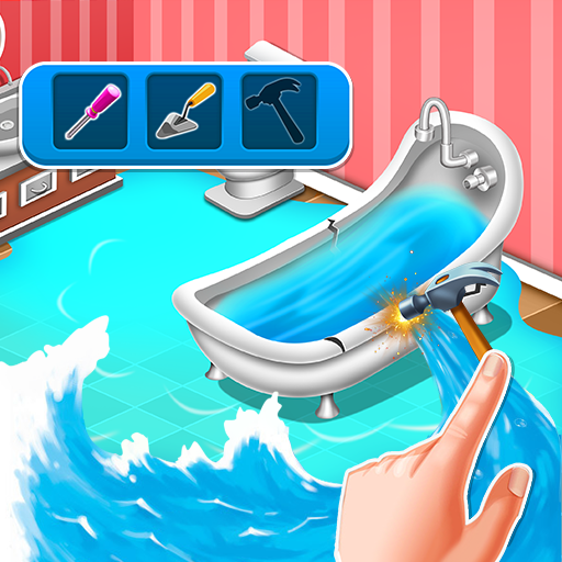 Mr. Fixit – Restore, Repair & Renovate Home  2.1.7 (Unlimited money,Mod) for Android