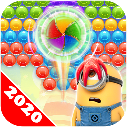 New Bubble Shooter For Kids  (Unlimited money,Mod) for Android