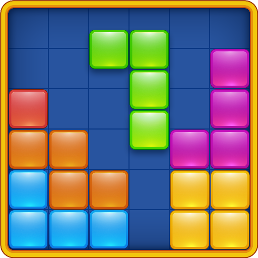 Ocean Block Puzzle  (Unlimited money,Mod) for Android 5.0