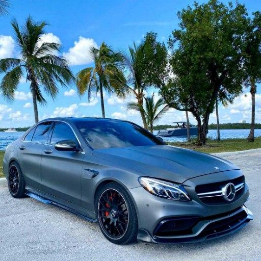 Parking Mercedes C63 AMG City Drive  (Unlimited money,Mod) for Android6.1