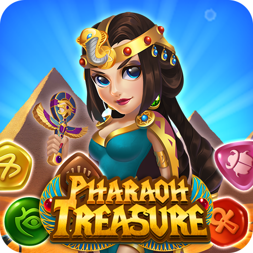 Pharaoh Magic Treasure  (Unlimited money,Mod) for Android