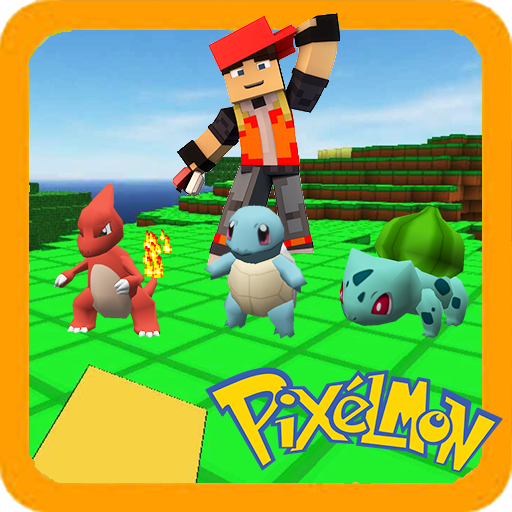 Pixelmon Trainer Craft: New Game 2020 Catch Poсket  (Unlimited money,Mod) for Android   2.0